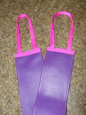 Lotion Applicator SunTan Tanning Bed Pink Purple Non Absorbent Back Buddy Unisex