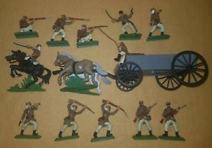 Wagon & Soldiers set FRENCH FOREIGN LEGION Gallipoli 1915 Argentina  Britains