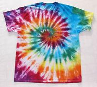 Tie Dye T Shirt Crinkle Handmade Tye Die Toddler Sizes 2T 3T 4T 5T 6T
