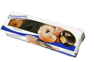 BUY 2 GET 1 FREE Entenmann's donuts. Pick your variety delicious!