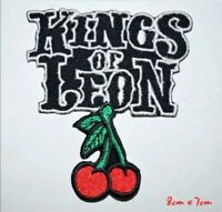 Kings of Leon Music Band Rock Heavy Metal Embroidered Sew Iron On Patch j754