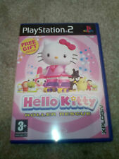 Playstation 2 PS2 Game: Hello Kitty Roller Rescue