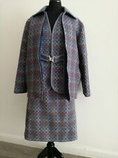 vintage woollen  3 pieces set by Enoch Griffith