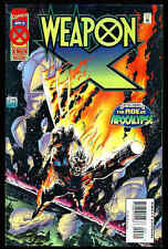 Weapon X us Marvel Comic vol1 # 2/'95
