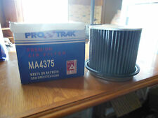 NSO Lot Of 2 Pro Trak MA4375 Air Filter Fits 1991 - 1988 Dodge & Ply. Colt Apps.