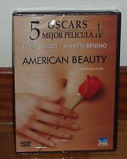 AMERICAN BEAUTY - DVD - NUEVO - PRECINTADO - 5 OSCARS - DRAMA - KEVIN SPACEY
