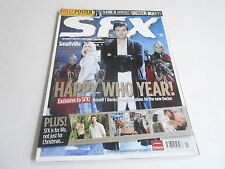 Jan 2006 Sfx science fiction television magazine (Unread) Dr Who