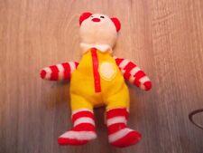 Ronald Mcdonald mcdonalds Ty bear from 2005 rare collectable