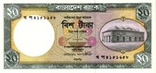 Bangladesh 2000 billet neuf de 20 taka pick 27c UNC