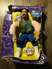 WWF Wrestling Dude Love Bone Crunchin Buddies 1998 Titan Sports Jakks Pacific