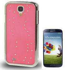 Hardcase Diamond Style für Samsung i9500 Galaxy S4 in rosa Case Hülle Backcover
