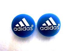 2 Adidas Tennis Vibration Shock Absorber Dampeners - Graf  Edberg Lendl Agassi