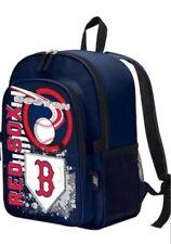 BOSTON RED SOX MLB NAVY 16   RAISED 3D TEAM LOGO BACKPACKS   BAGS 1e699803e2