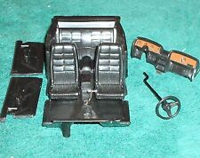 ERTL 1970 FORD MUSTANG BOSS 302 or 429 COMPLETE INTERIOR 1/18 PLASTIC