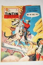 TINTIN JOURNAL N°28-1959  EDITION BELGE COUVERTURE FUNCKEN BD
