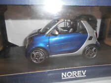 NV183438 by NOREV SMART FORTWO CABRIO 2015 1:18