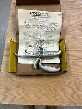 Vintage Ridgid D-513 D512-1 Hand Pump Oil Gun Oiler