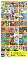 Geronimo Stilton Books Set-Collection of Brand New 1-50 Books by Elizabetta Dami
