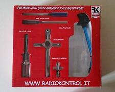 Nitro Starter Kit RK Accendi Candela Scaldacandela Himoto Hsp Seben Scoppio Losi