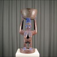 26745) Afrikanische Figur Yoruba Nigeria Afrika  KUNST