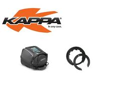KAPPA Borsa Serbatoio 5 L + FLANGIA BF15K per BMW F 800 R 2009 - 2018