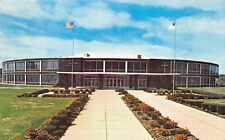 Cuyahoga Fall Ohio 1975 Postcard Cathedral Of Tomorrow InterdenominationalChurch