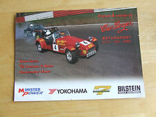 CATERHAM K SERIES CHAMPIONSHIP WINNER SIMON POSTER ADVERT READY TO FRAME A4 X 1
