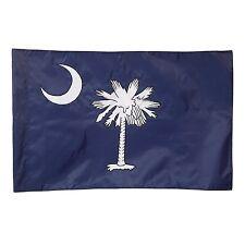 US Flag Store 28x44 South Carolina State Flag, Banner Flag Sleeve Pole