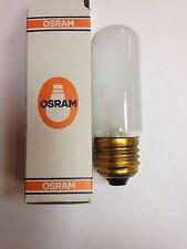 OSRAM Bombilla TUBO 3 mate mate depolie smerigliata 220-230V E27 25W Lámpara