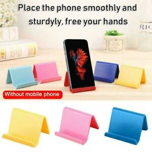Universal Mini Cell Phone Tablet Desk Stand Mobile For Smartphone Holder B1U1
