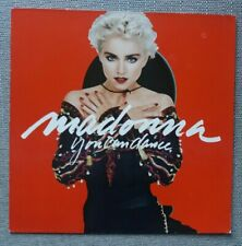 """Madonna - You Can Dance (Into The Groove etc) 12"""" Vinyl Sire EX+"""