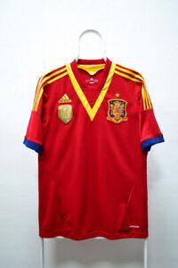 Spain National Team 2012 Jersey Adidas Shirt