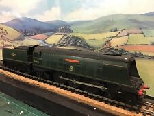 Triang R356S Battle Of Britain class B.R green 34051 WINSTON CURCHILL. Boxed.