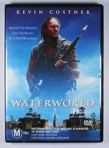 Waterworld DVD FREE POST