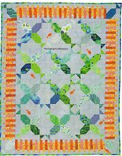 Fish N Chips Quilt Pattern Pieced DH