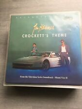 Jan Hammer-Crocketts Theme 12 inch vinyl maxi single