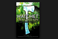 Hatchet by Gary Paulsen a paperback book FREE USA SHIPPING the