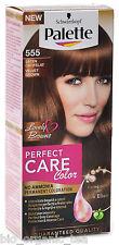 Schwarzkopf Palette Care Color Without Ammonia Permanent Colour Cream 500 Rich Light Brown