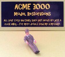 The Avengers Corgi GS40 Gift Set Reproduction Repro John Steed Figure