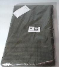 New H&M 100% Cotton Waffled Bath Towel, Olive 70cm x 140cm