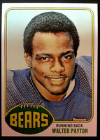 1976 TOPPS WALTER PAYTON #148 CHICAGO BEARS ROOKIE CARD MINT HOF RC RP-BRAND NEW