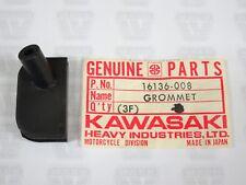 Kawasaki NOS NEW 16136-008 Overflow Pipe Grommet F7 Enduro 175 1971-75