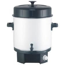 Olla electrica dispensador bebidas calientes 1800W  25 L fermentar cerveza