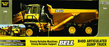 Bell B40 ADT Articulated Dump Truck   1:50 Scale Diecast by ERTL