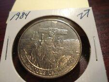 1984 Cartier - High Grade - Canada $1 - Canadian dollar -