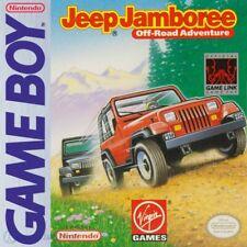 Nintendo GameBoy Spiel - Jeep Jamboree: Off Road Adventure Modul