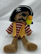 Chantilly Lane Duets Musicals  Cap'n Salty & Pepper Singing Pirate Bear & Parrot