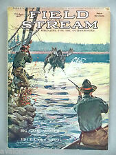Field & Stream Magazine - October, 1917 ~~ Field and Stream