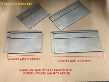 Auto Body Weld N Pull Plates 0805 0800 6 Plates You Can Cut To Size Great Value