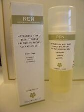 REN MAYBLOSSOM AND BLUE CYPRESS BALANCING FACIAL CLEANSING GEL NETTOYANT VISAGE